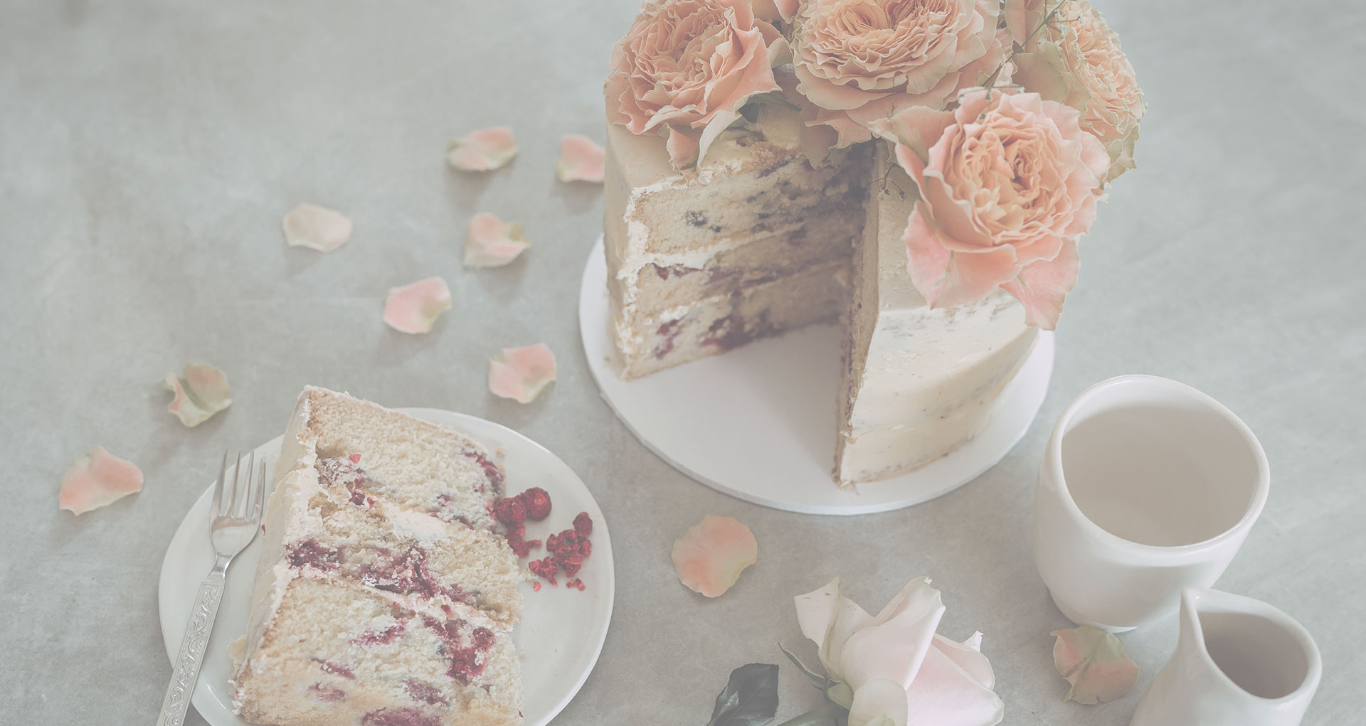 ROSE CRAFTED CAKES MATAKANA