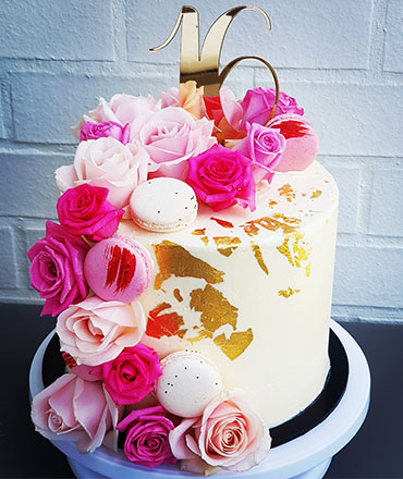Rose Crafted Cakes cake prices